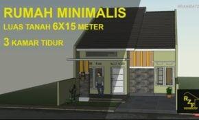 66 Gambar Inspirasi Model Rumah Minimalis Ukuran 15Meter Terbaru dan Terlengkap