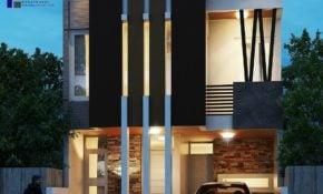 92 Ragam Seni Desain Rumah 2 Lantai Modern 2020 Terbaru dan Terlengkap