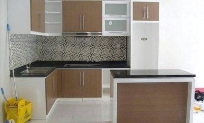 23 Gambar Desain Dapur Kecil Tanpa Kitchen Set Istimewa Banget