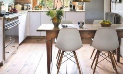 25 Ragam Seni Desain Ruang Makan Minimalis Istimewa Banget