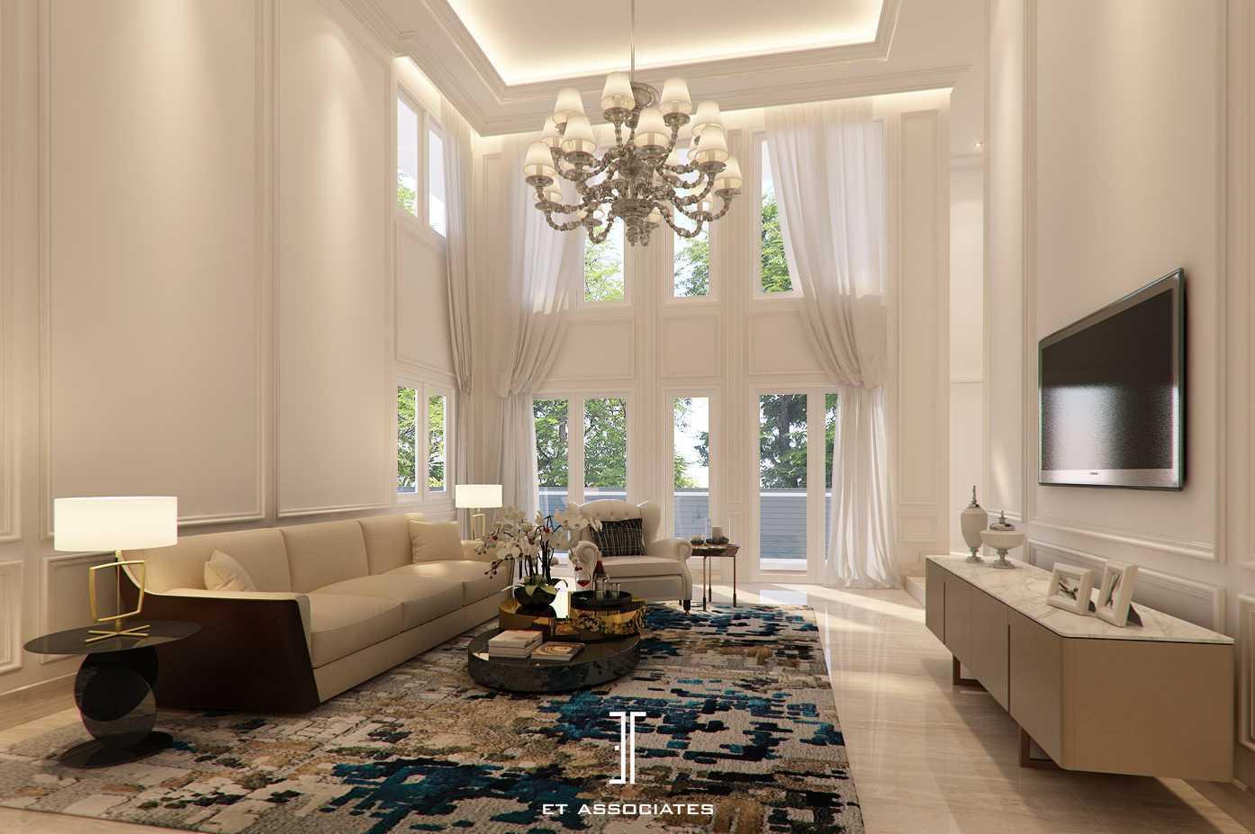 37 Ragam Seni Desain Ruang Tamu Modern Mewah Istimewa Banget