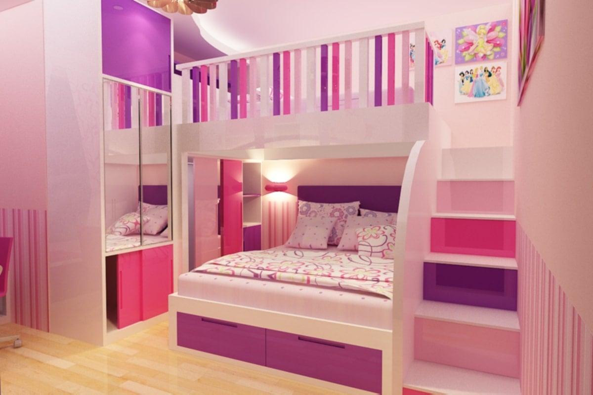 67 Trendy Desain Kamar Tidur Anak Minimalis Modern Yang ...