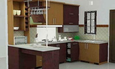 74 Gambar Desain Dapur Rumah Minimalis Modern Kreatif Deh