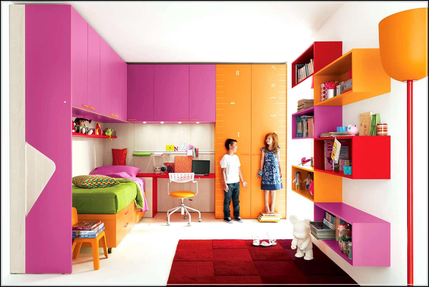 82 Gambar Desain Kamar Tidur Anak Perempuan Untuk 2 Orang Paling Banyak di Cari