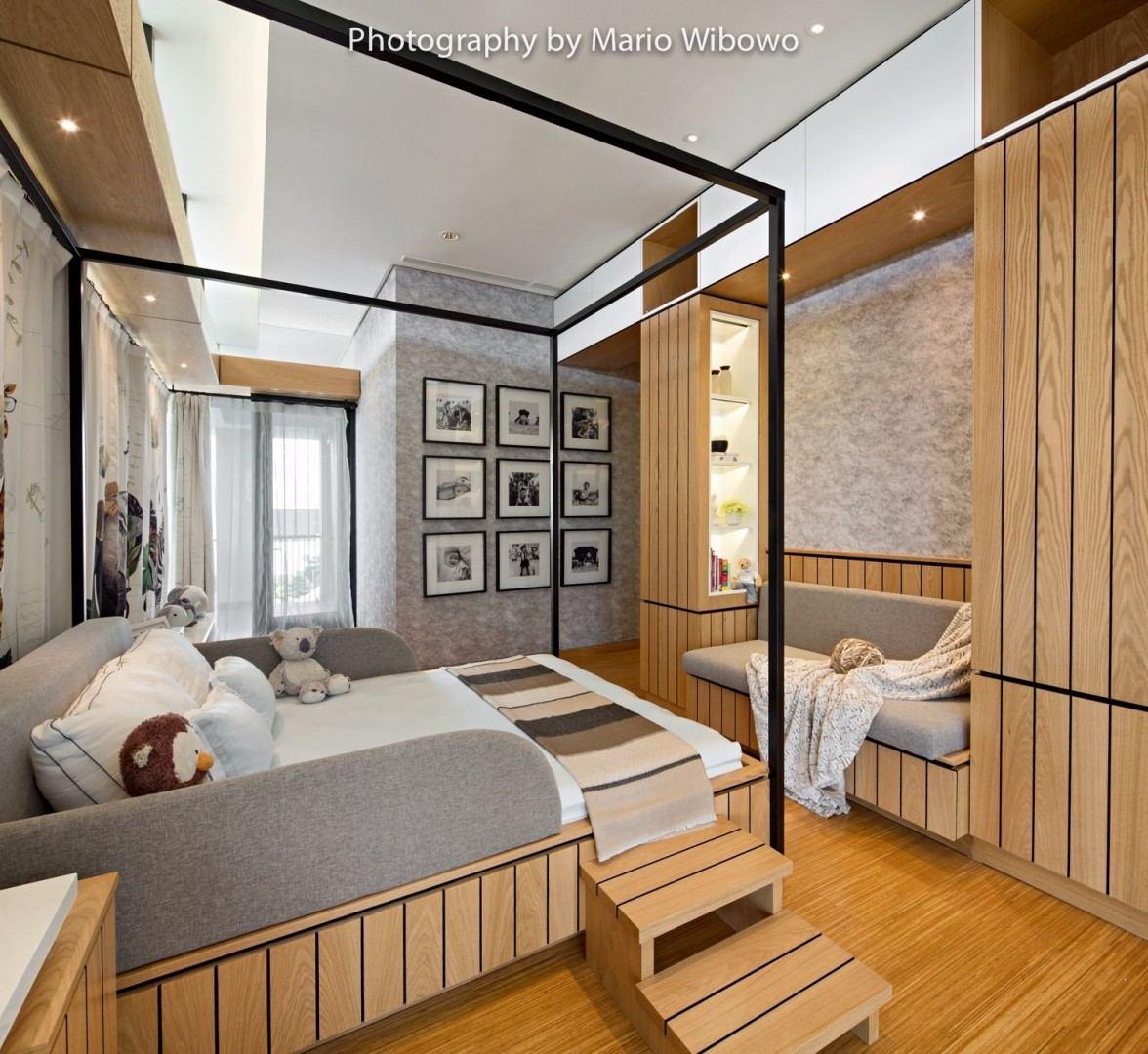 84 Ragam Seni Desain Kamar Tidur Orang Tua Paling Populer ...