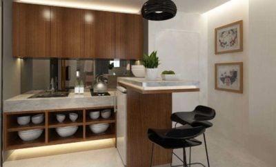 87 Kumpulan Desain Dapur Cafe Kreatif Deh