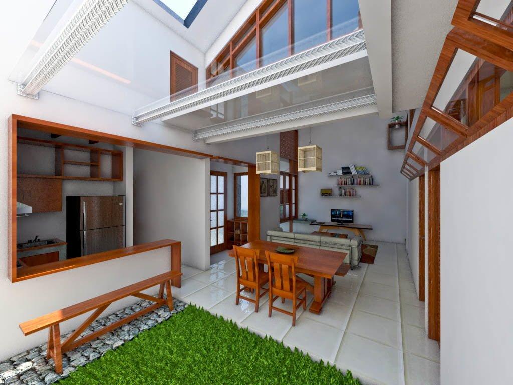 85 Inspirasi Desain Teras Rumah Sebagai Ruang Tamu Paling Terkenal