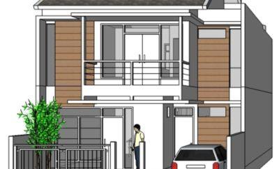 90 Inspirasi Desain Teras Rumah Minimalis Lebar 6 Meter Trend Masa Kini